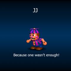 JJ on a loading screen