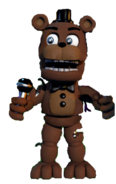 Adventure withered freddy full body request by joltgametravel-d9e98w0