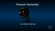 Phantom marionette load