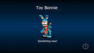 Toy bonnie load