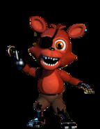 Adventure foxy full body by joltgametravel-d99yjsz