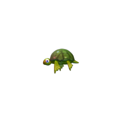 A unused Turtle