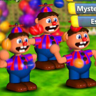 Three Ball Boys in the official FNaF World.