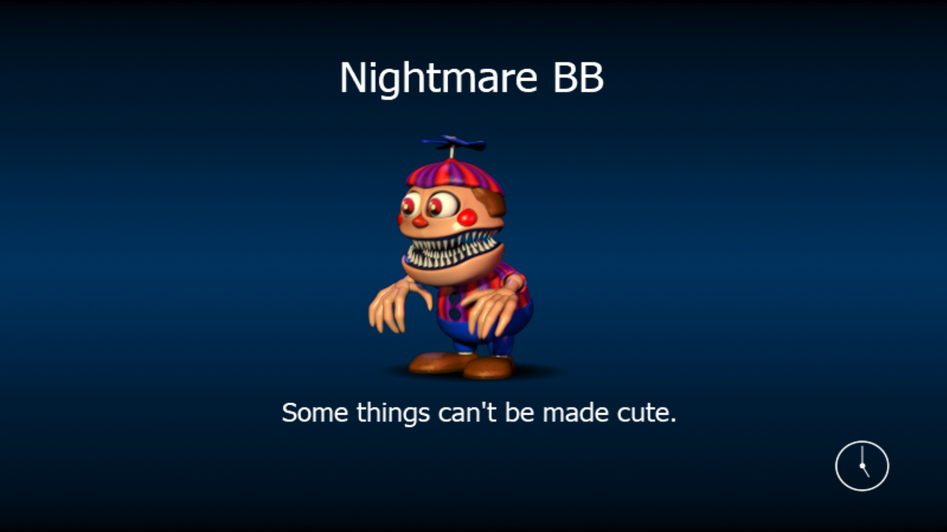 Nightmare bb load