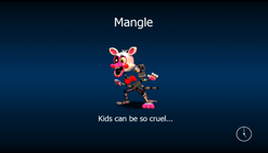 Mangle load