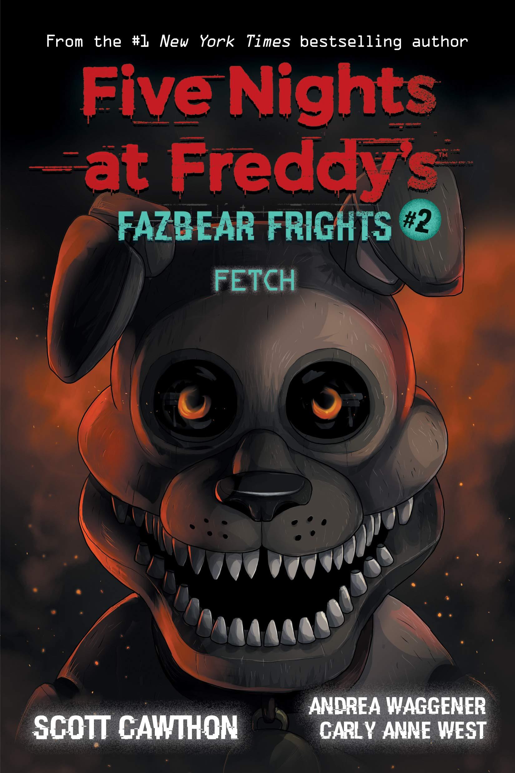 Five Nights At Freddy's: Fazbear Frights X2: Fetch | Five