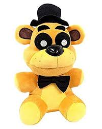 File:Golden Freddy Plush.jpeg