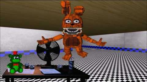 Five Nights At Gipsy's Trailer