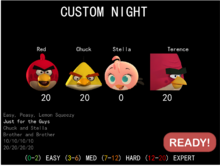 Custom Night 2-0