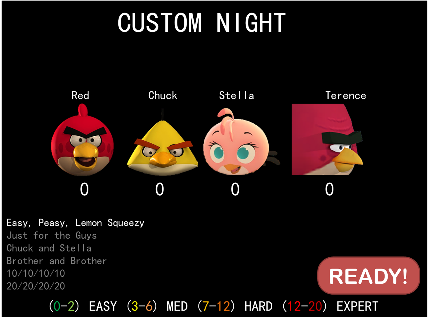 image custom night 1 0 png five nights at piggy s wiki fandom