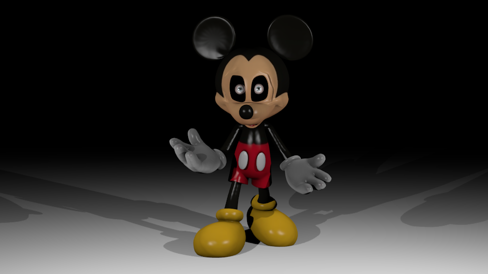 Mickmick Five Nights At Treasure Island Found Wikia