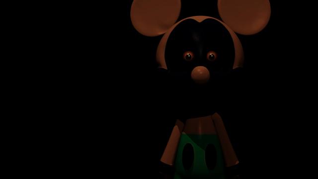 The Cameras Eye - Mickey