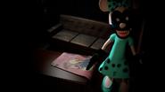 Minnie in Lounge