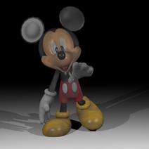 Abandoned Mickey-0