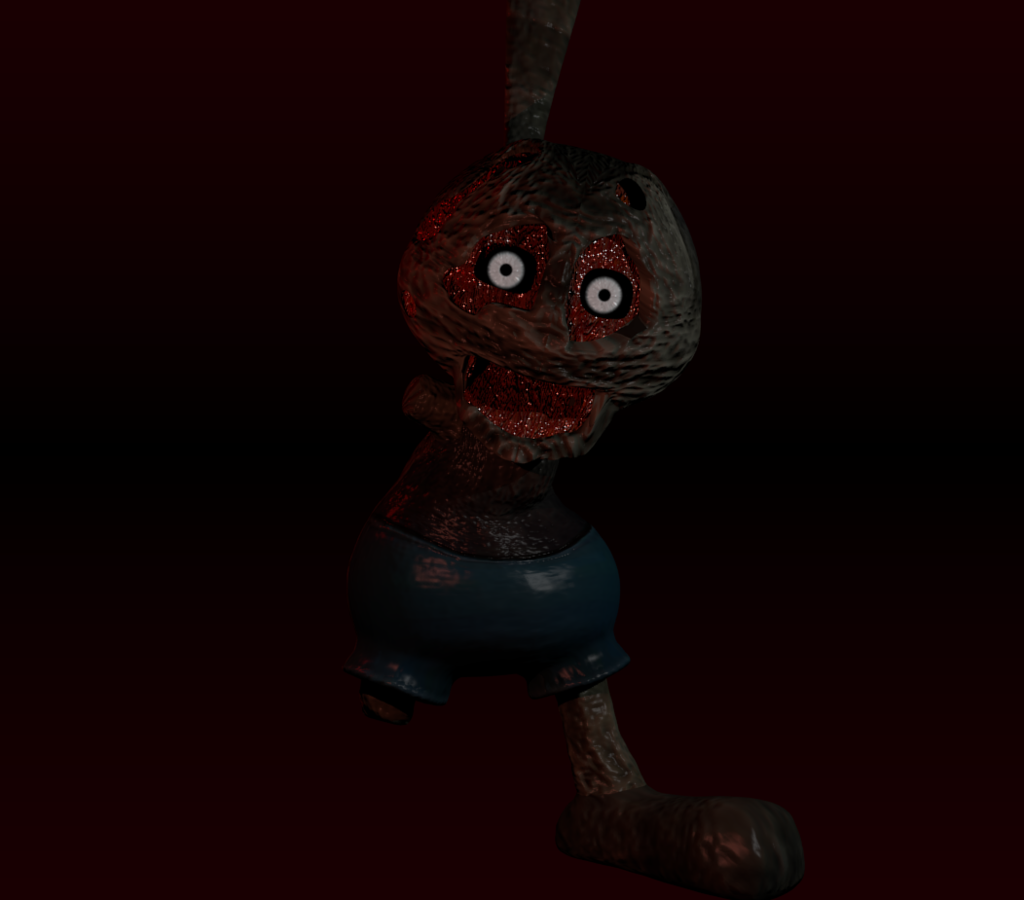 image hellbound oswald png five nights at treasure island