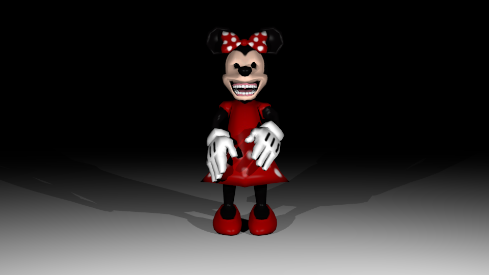 Five Nights At Treasure Island Remastered God