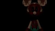 Bloody Photo-Negative Mickey