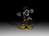 Souless Mickey