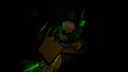 Withered PNM in Janitor's Closet