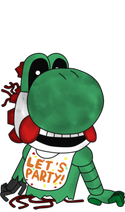 Withered Toy Yoshi