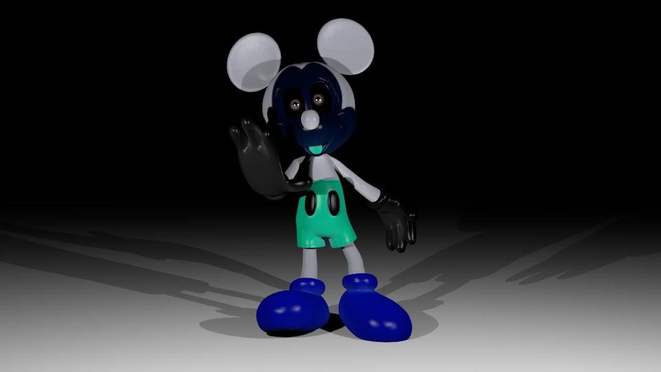 Five Nights At Treasure Island True Mickey