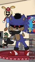 Nightmare Sonic