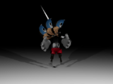Mega Mascot
