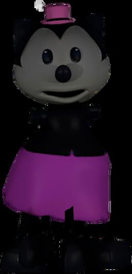Deformed Ortensia