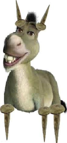 Nightmare Donkey
