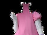 Daisy Duck's body