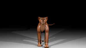 Hola1231 the lion girl promo by hola1231-dagvp6u