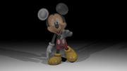Abandoned Mickey