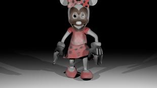 Promo Bleeding Mouse