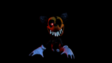 Nightmare the face