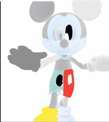 Anti-Mickey's promo