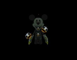 Donald scuicide mouse