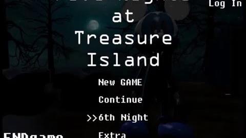 Five nights at treasure island gameplay