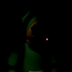 The thumbnail for the download for the FNaTL low poly Dipsy model download, on Critolious's DeviantArt.