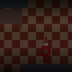 The minigame Party Area.