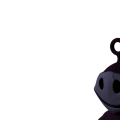 A transparent render of Po with an unknown purpose.