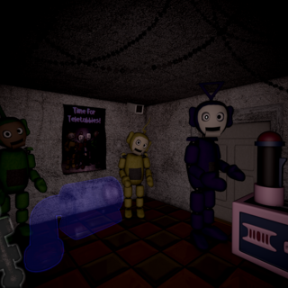 The Dining Room 2 from the incident cutscene.