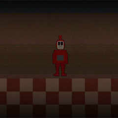 The minigame Performance Stage.