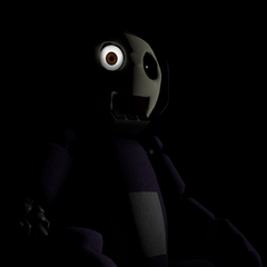 The thumbnail for the low poly Tinky Winky model, on Critolious's DeviantArt.