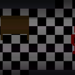 The minigame Repair Room prior to the revamp.