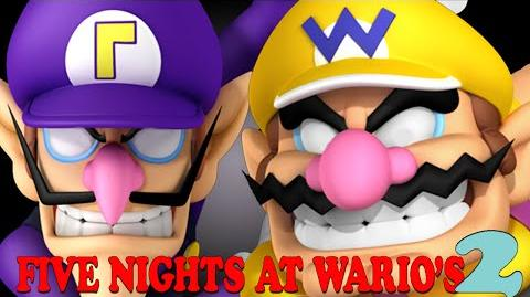 FIVE NIGHTS AT WARIO'S 2 (Trailer DOWNLOAD)