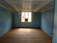 Empty old room 2 by ladee stock