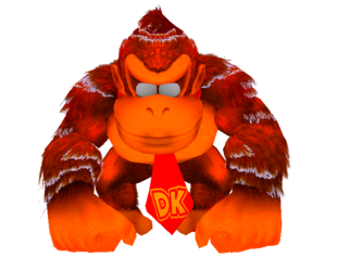 Dk Donkey Kong Five Nights At Warios Fangame Wiki