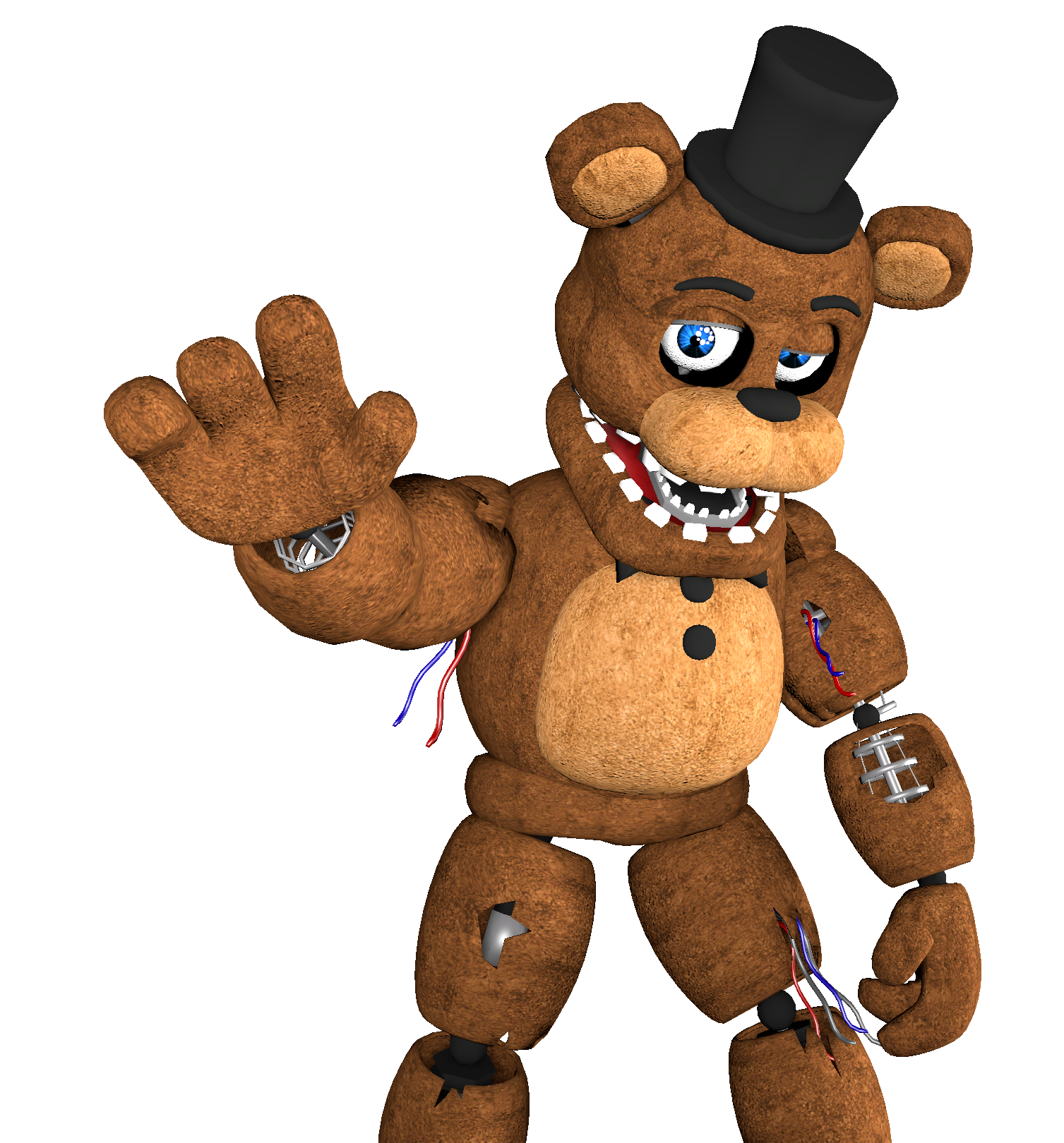 Withered Freddy   Five Nights With 39 Wiki   FANDOM powered by Wikia