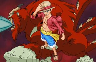 Monkey D  Luffy | Five World War Wikia | FANDOM powered by Wikia