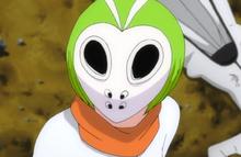 Mashiro's mask